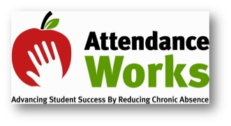 Attendance Works Logo Shadow