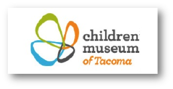 Children's Museum of Tacoma Logo Shadow