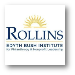 Edyth Bush Institute for Philanthropy & Nonprofit Leadership at Rollins College Logo Shadow
