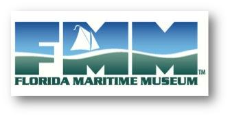 Florida Maritime Museum Logo Shadow