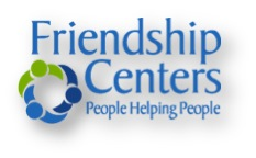 Friendship Center Logo Shadow