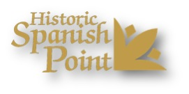 Historic Spanish Point Logo Shadow