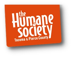 Humane Society for Tacoma and Pierce County Logo Shadow