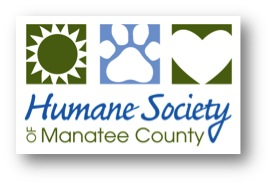 Humane Society of Manatee County Logo Shadow