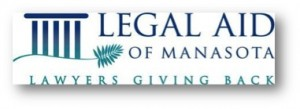 Legal Aid of Manasota Logo Shadow