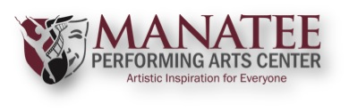 Manatee Performing Arts Center Logo Shadow