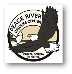 Peace River Wildlife Center Logo Shadow