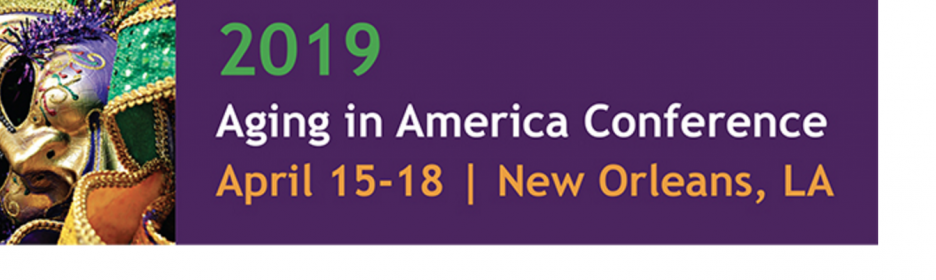 Margin & Mission Ignition Shares Earned Income Session at 2019 Aging in America Conference