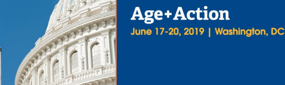 We Presented at the NCOA Age + Action Conference in Washington, D. C.